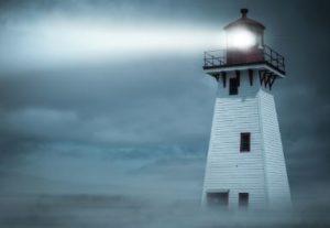 Old GPS-Lighthouse-Lighting the Genuine Gem Journeys