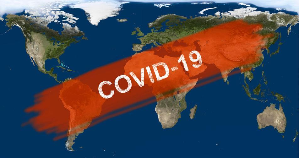 COVID-19, Coronavirus,Contagion,Collaboration