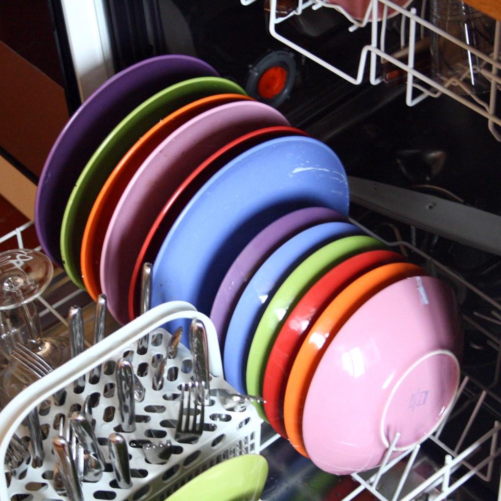 I hear dishes